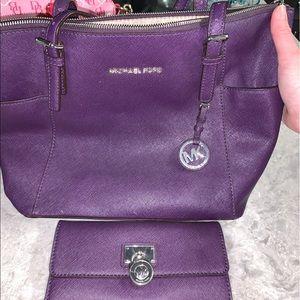 Michael Kors purse set